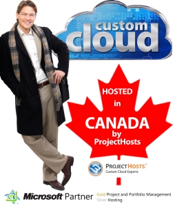 Project Hosts Launches Custom Clouds in Canada