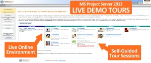 Project Server 2013 Demo Tour