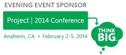 Project Hosts is the official sponsor of the Project Conference 2014 Evening Event