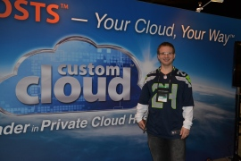Ben Chamberlin of UMT360 Supporting Project Hosts' PPM Custom Clouds