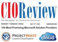 Project Hosts is recognized by CIO Review magazine for PPM, CRM and SharePoint Private Cloud Hosting.