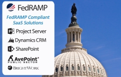 Project Hosts has achieved FedRAMP compliance for its SharePoint, Project, CRM and TFS Federal Private and Community Clouds.